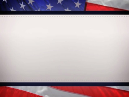 AMERICAN FLAG ANNOUNCEMENT