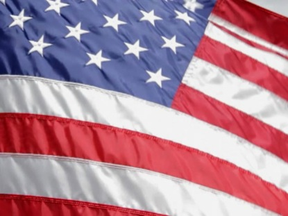 AMERICAN FLAG EXTENDED