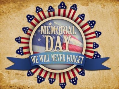 PATRIOTIC MEMORIAL DAY