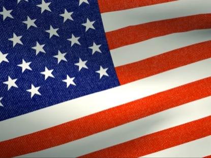 AMERICAN FLAG LOOP 1