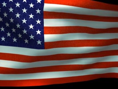 AMERICAN FLAG LOOP 3