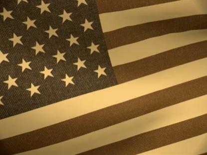 VINTAGE FLAG LOOP 1