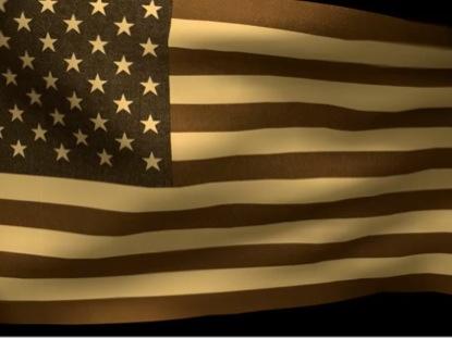 VINTAGE FLAG LOOP 2