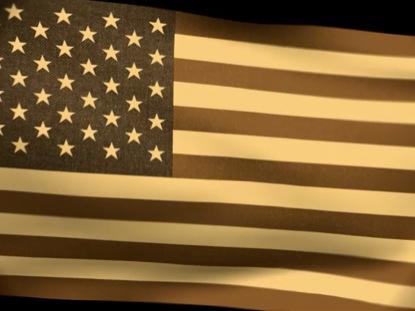 VINTAGE FLAG LOOP 3