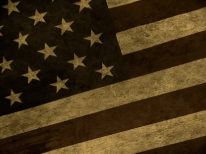 VINTAGE FLAG LOOP 5