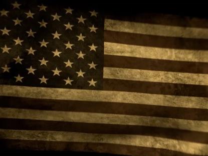 VINTAGE FLAG LOOP 6