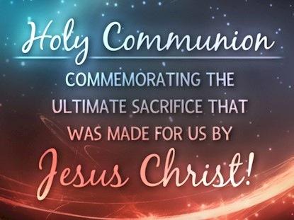 HOLY COMMUNION MOTION 3