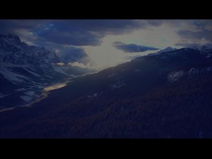 Wood Grain Worship Loop 1 | Animated Praise | Motion