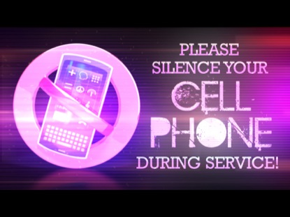 Upbeat Cell Phone Reminder | Animated Praise