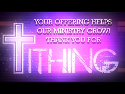 UPBEAT TITHING MOTION