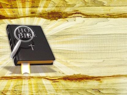 WOOD GRAIN SCRIPTURE MOTION