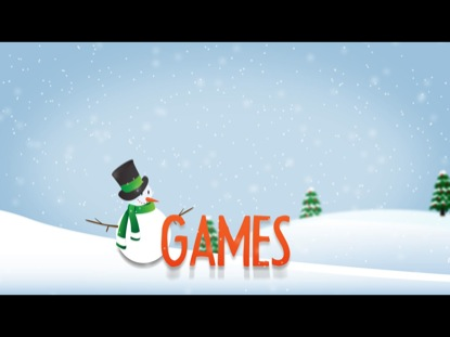 WINTER TITLE SLIDE GAMES