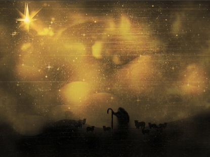SHEPHERD ON A HILL STAR GOLD