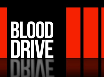 ANNOUNCEMENTS 01 BLOOD DRIVE MOTION