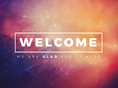I AM THANKFUL YOU ARE WELCOME MOTION