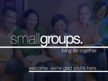 SMALL GROUP 01 WELCOME LOOP
