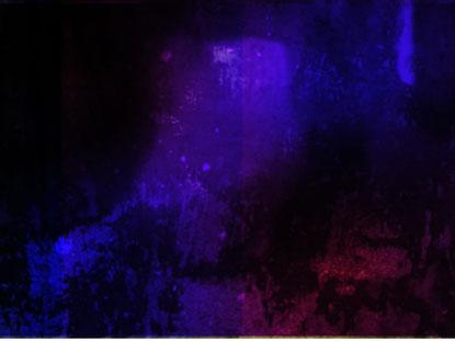 BLUE PURPLE DUST
