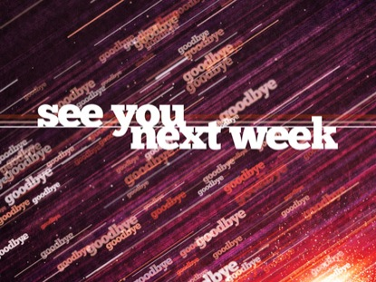 Autumn Grunge See You Next Week | Church Motion Graphics ...