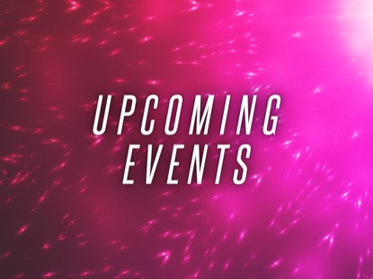 HEAVEN'S GLORY UPCOMING EVENTS