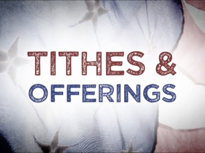 MEMORIAL DAY TITHES LOOP