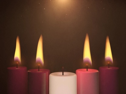 advent candles week 4 centerline new media. Black Bedroom Furniture Sets. Home Design Ideas