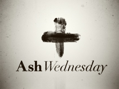 ASH WEDNESDAY TITLE
