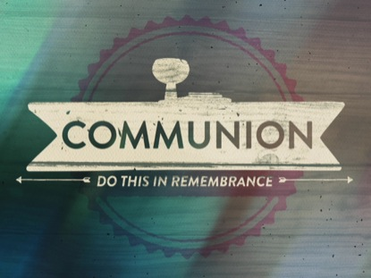 AUTUMN PRAISE COMMUNION