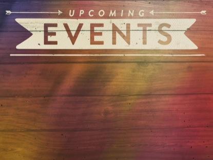 AUTUMN PRAISE EVENTS