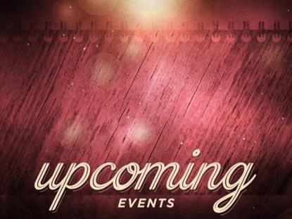 CHRISTMAS BOKEH UPCOMING EVENTS