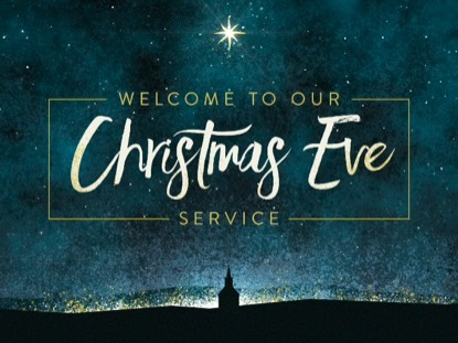 CHRISTMAS EVE LIGHT SERVICE