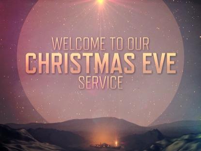 CHRISTMAS EVE WELCOME 01