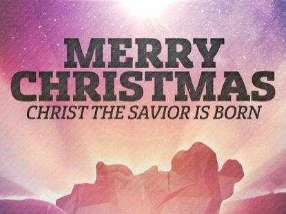 CHRISTMAS SKY MERRY CHRISTMAS 01