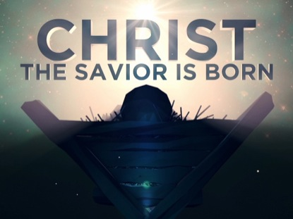 CHRIST THE SAVIOR TITLE SLIDE
