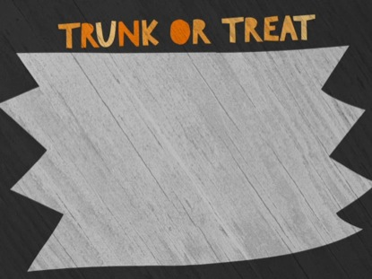 CUTE FALL TRUNK OR TREAT TITLE