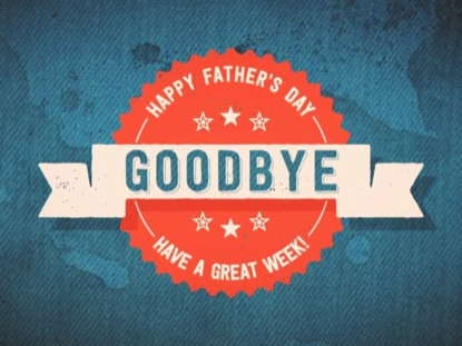 FATHER'S DAY DENIM CLOSING