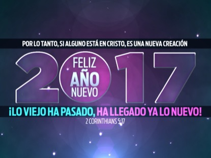 FELIZ ANO NUEVO 2017