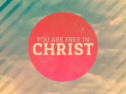 FREE IN CHRIST WELCOME