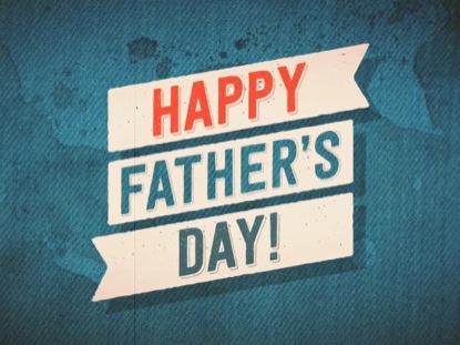 HAPPY FATHER'S DAY DENIM