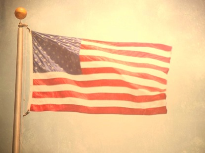 LONE FLAG