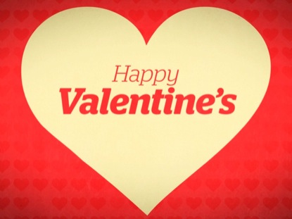 LOVELY HAPPY VALENTINE'S