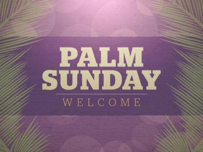 PALM SUNDAY BOKEH WELCOME 02