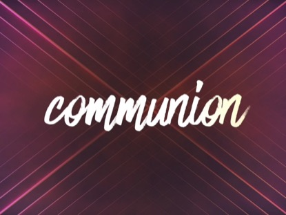 PATTERN FOG COMMUNION
