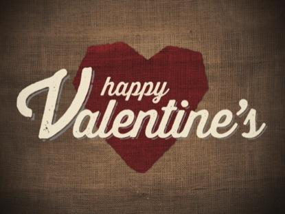 RED HEART VALENTINE'S