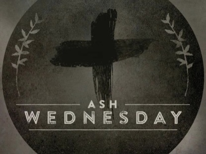 RUSTIC LENT ASH WEDNESDAY