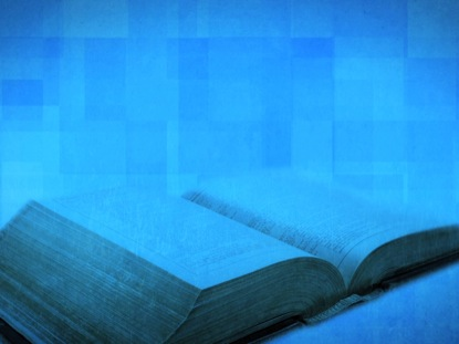 SCRIPTURE BLUE