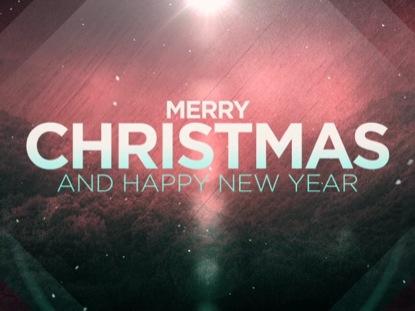 SNOW BOKEH CHRISTMAS