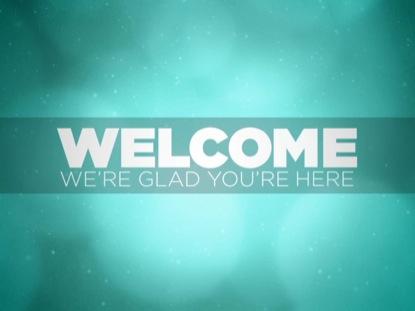 SPRING BOKEH WELCOME
