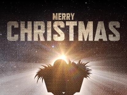 SUBTLE CHRISTMAS MERRY CHRISTMAS