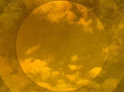 SUMMER CLOUDS ORANGE 03