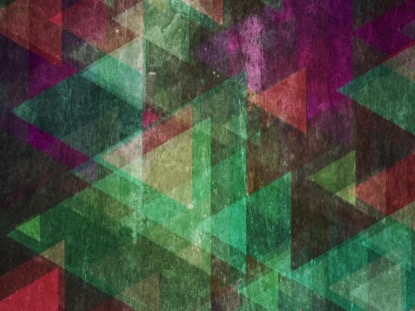 TEXTURED TRIANGLES 01